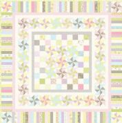 "Finnegan - Moda Quilt Top Kit - by Brenda Riddle - Finished Size 88"" x 88"" - KIT18680"